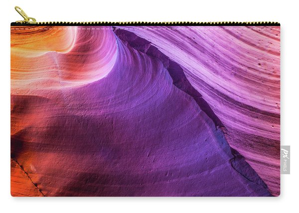 Waterhole Canyon Wave Carry-all Pouch