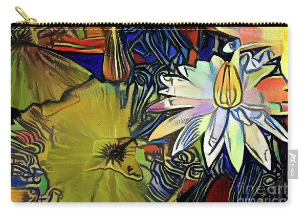 Waterlilies 1 Carry-all Pouch
