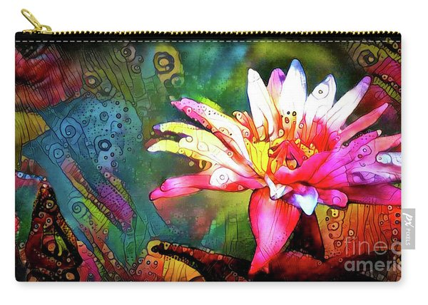 Waterlilies 14 Carry-all Pouch