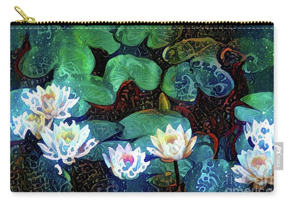 Waterlilies 17 Carry-all Pouch