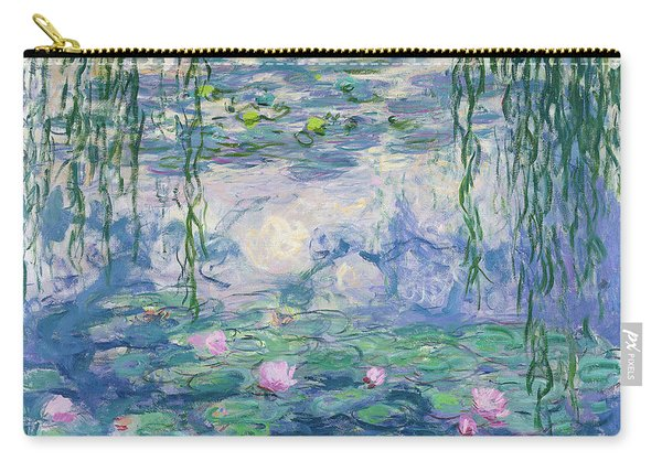 Waterlilies 1916-1919 Carry-all Pouch