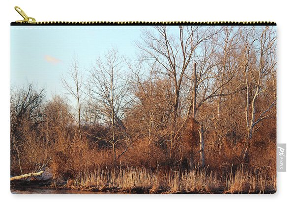 Northeast River Banks Carry-all Pouch