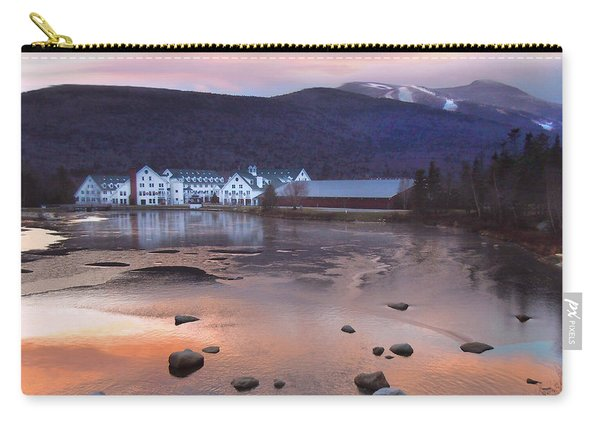 Waterville Valley Sunset Carry-all Pouch