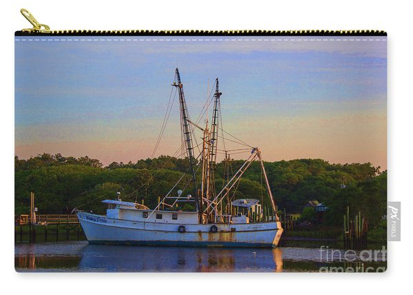 Old Shrimper Carry-all Pouch