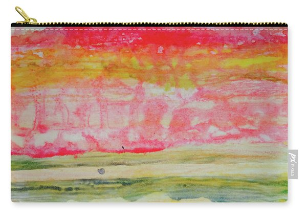 Watery Seascape Carry-all Pouch