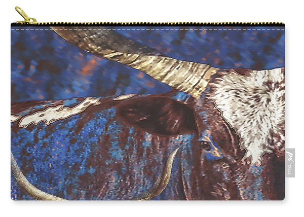 Watusi Blues Carry-all Pouch