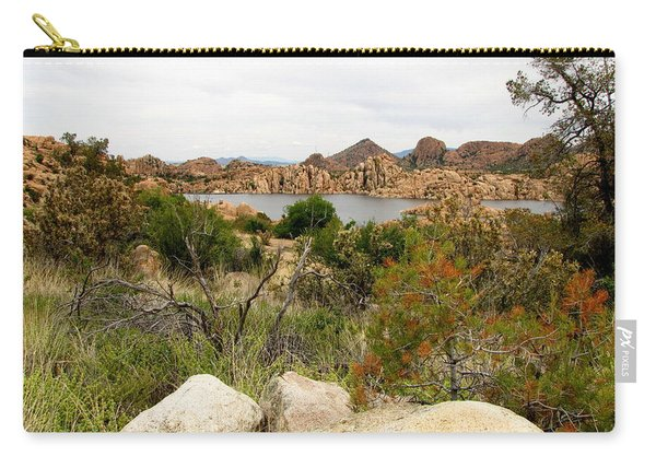 Watson Lake Beauty Carry-all Pouch