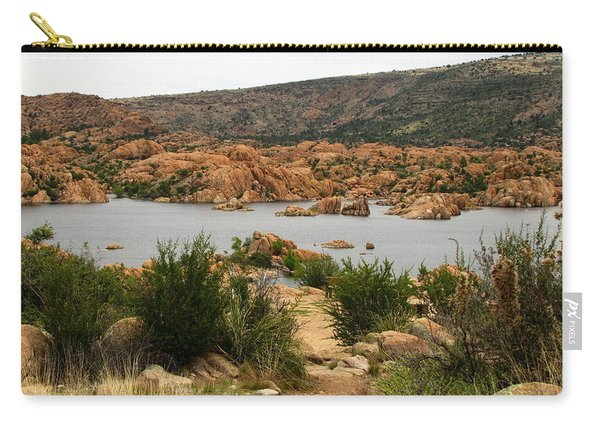 Watson Lake Day Carry-all Pouch