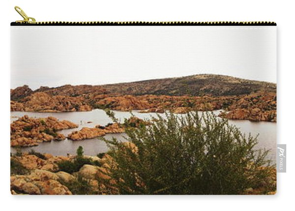 Watson Lake Panorama Carry-all Pouch