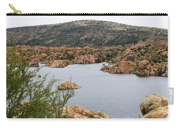Watson Lake View Carry-all Pouch
