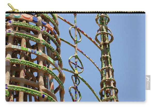 Watts Towers Carry-all Pouch