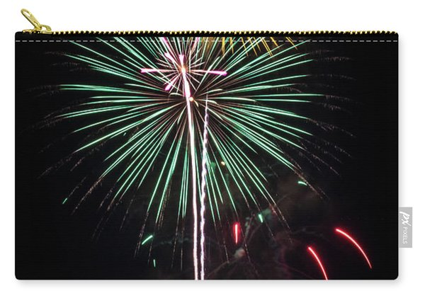 Waukesha Fireworks 02 Carry-all Pouch