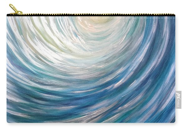 Wave Of Light Carry-all Pouch