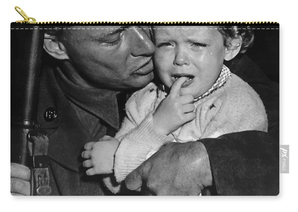 We Can't All Go - Ww2 Propaganda  Carry-all Pouch