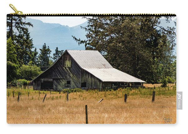 Weathered Barn Carry-all Pouch