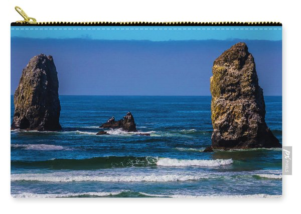 Weathered Rocks Carry-all Pouch