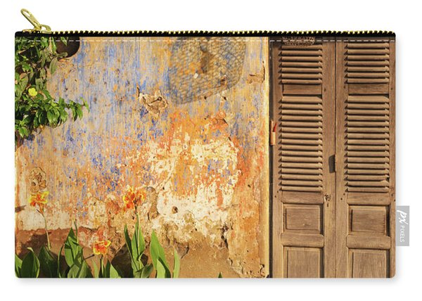 Weathered Wall 06 Carry-all Pouch