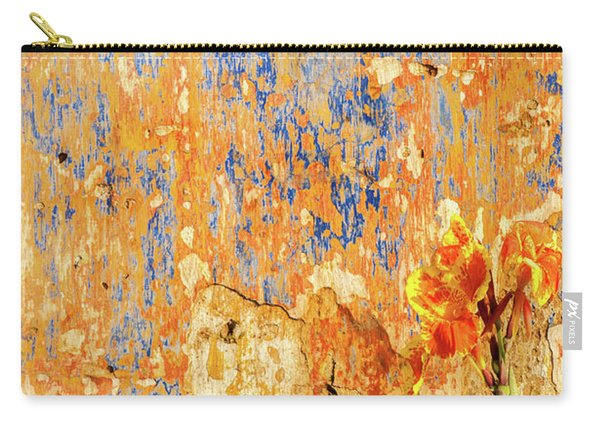 Weathered Wall 09 Carry-all Pouch