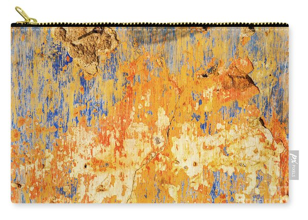Weathered Wall 11 Carry-all Pouch