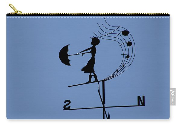 Weathergirl Carry-all Pouch