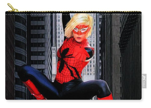 Web Swinger Carry-all Pouch