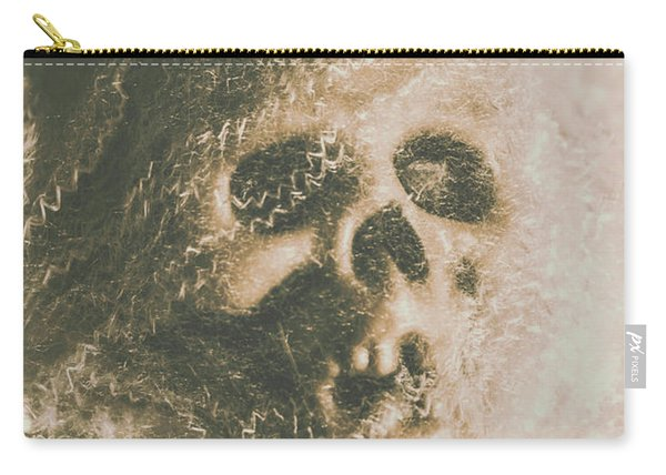 Webs And Dead Heads Carry-all Pouch