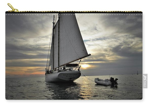 Wedding At Sea Carry-all Pouch