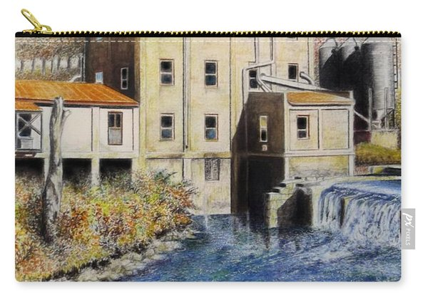 Weisenberger Mill Carry-all Pouch