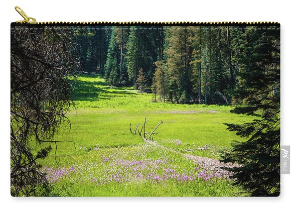 Welcom To Life- Carry-all Pouch