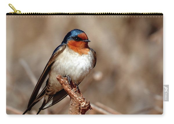 Welcome Swallow Carry-all Pouch