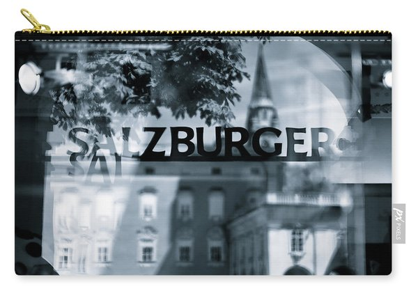 Welcome To Salzburg Carry-all Pouch