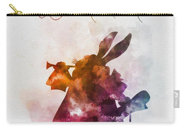 Welcome To Wonderland Carry-all Pouch