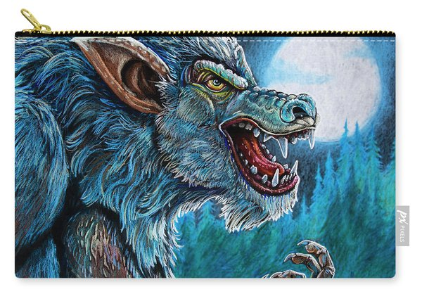 Werewolf Carry-all Pouch