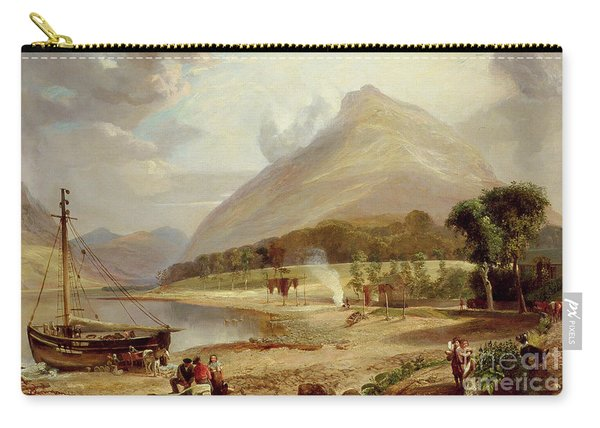 West Coast Of Scotland Carry-all Pouch