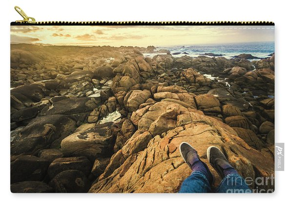 West Coast Tasmania Sightseeing Tour Carry-all Pouch