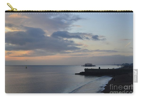 West Pier Views Carry-all Pouch