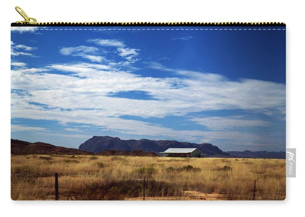 West Texas #1 Carry-all Pouch