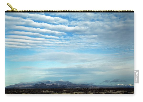 West Texas Skyline #2 Carry-all Pouch