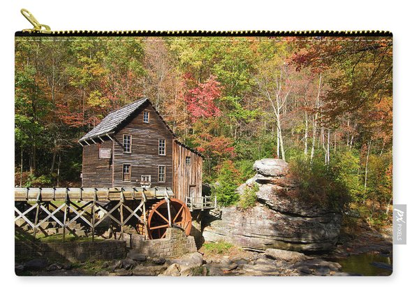 West Virginia Mill Carry-all Pouch