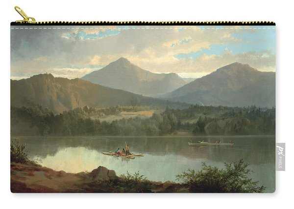 Western Landscape Carry-all Pouch