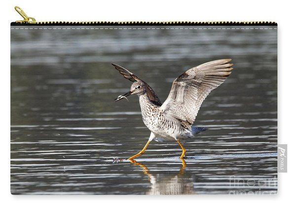 Greater Yellowlegs Carry-all Pouch