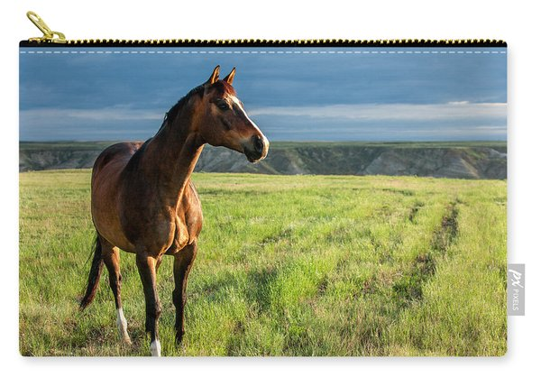 Western Stallion Carry-all Pouch