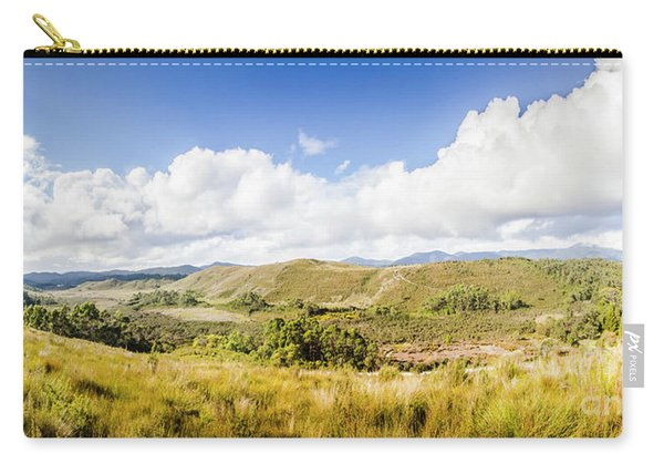 Western Tasmania Panorama Carry-all Pouch