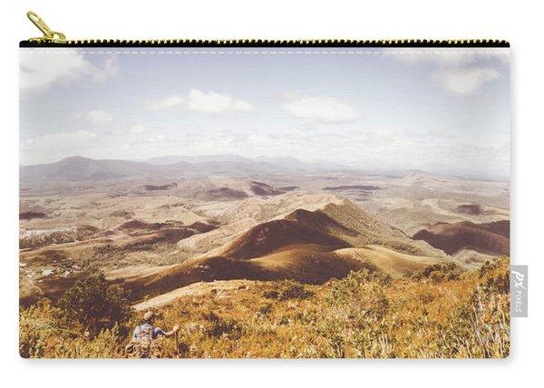 Western Tasmania Wilderness  Carry-all Pouch