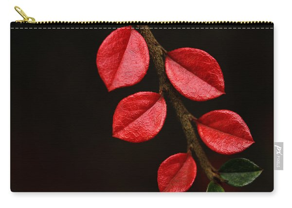 Wet Scarlet Carry-all Pouch