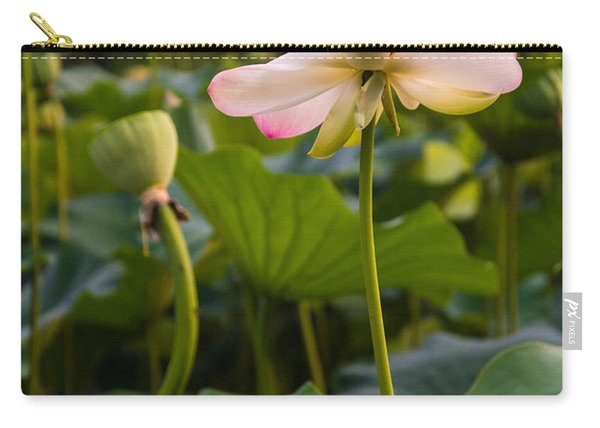Wetland Flowers Carry-all Pouch