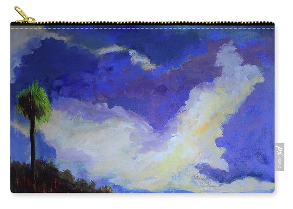 Wetlands Sky  Carry-all Pouch