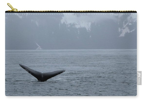 Whale Fluke Carry-all Pouch