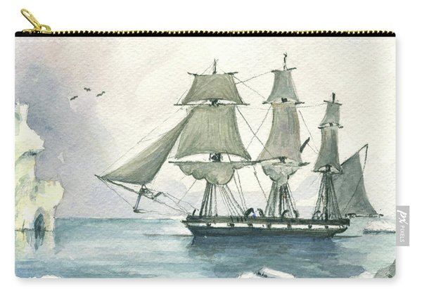 Whaler Carry-all Pouch