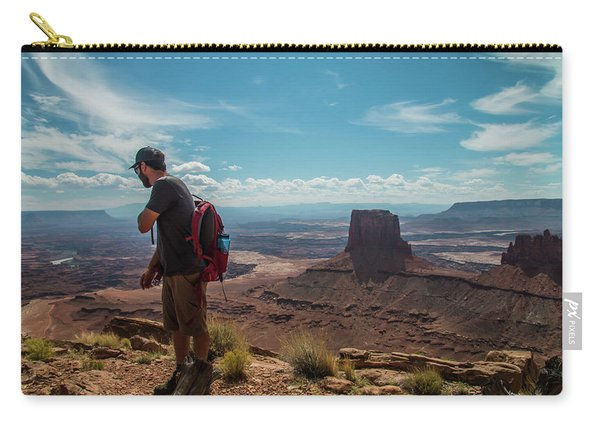 What A View Carry-all Pouch